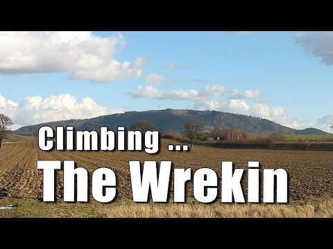 Walks in Shropshire: Climbing the Wrekin
