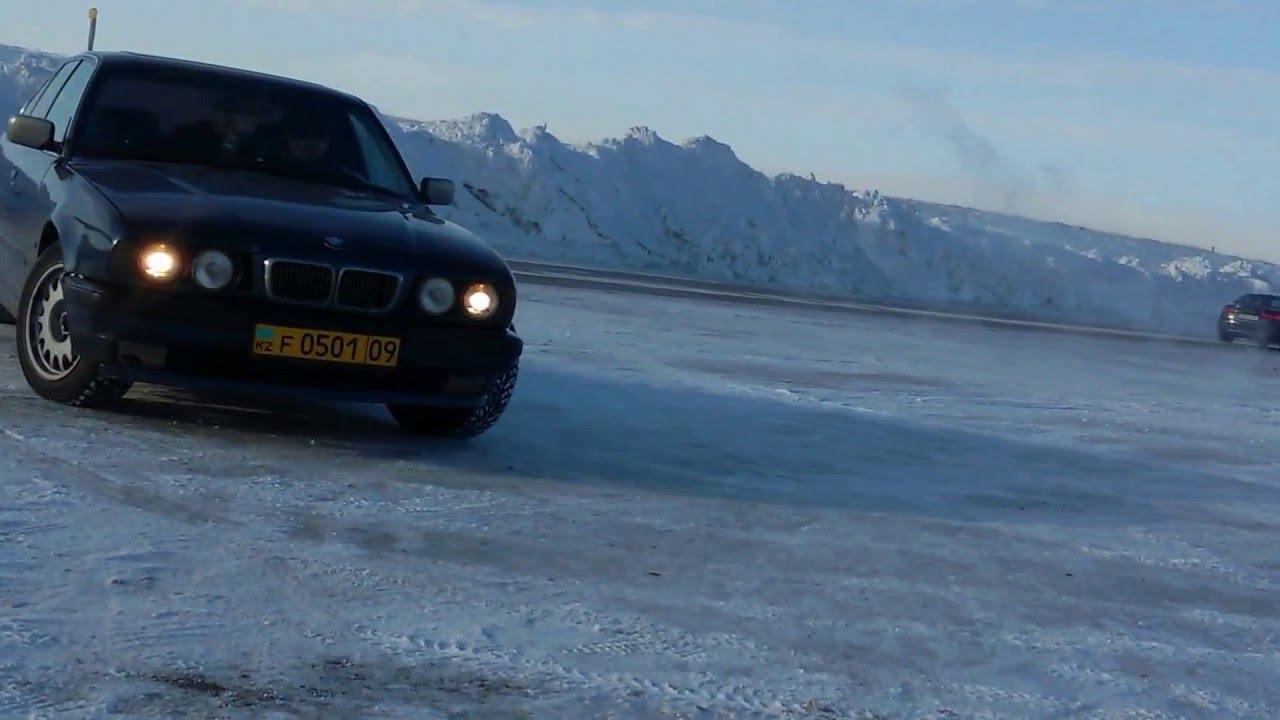 BMW 525 e34 обзор, тест - драйв & История и планы БМВ 525 е34 часть 1.