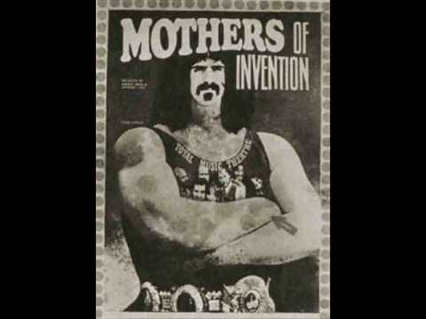 Frank Zappa & The Mothers - King Kong - 1968, Detroit (audio) - part 1