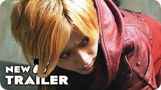 FULLMETAL ALCHEMIST: THE MOVIE English Trailer 2 (2017) Live Action Movie