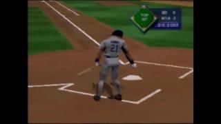 VR Baseball 2000 Gameplay Trailer 1998