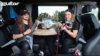 Quick & Dirtys: Dust Bolt - guitar-Interview