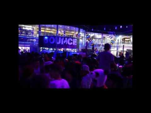 DJ Foxxy @ Bounce INC, Abu Dhabi
