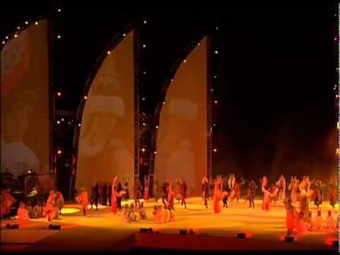 Faces of Asia (2nd Asian Beach Games, Muscat, Oman, Dec 2010)