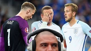 'ABSOLUTE SHAMBLES': Stan Collymore England Rant