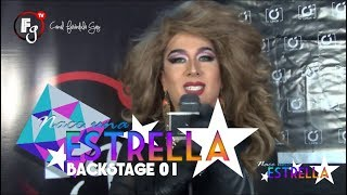 NACE UNA ESTRELLA / BACKSTAGE 01 - CANAL FARANDULA GAY