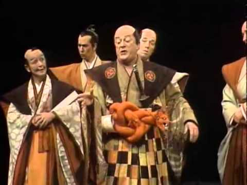 The Mikado   Act I