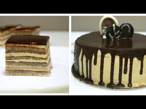 Opera Cake Recipe in Malayalam/Super tasty😋 Delicious/ഒപ്പേറ കേക്ക്