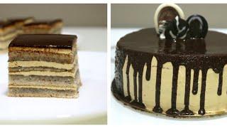 Opera Cake Recipe in MalayalamSuper tasty Deliciousഒപപറ കകക