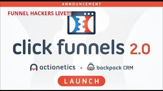 ClickFunnels Funnel Hackers Live New Features Recap #FHL2017
