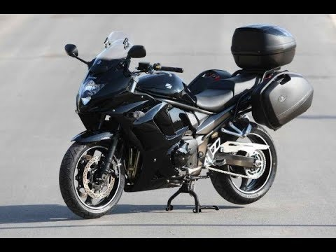 suzuki gsx 1250 fa exhaust sound and acceleration. Black Bedroom Furniture Sets. Home Design Ideas