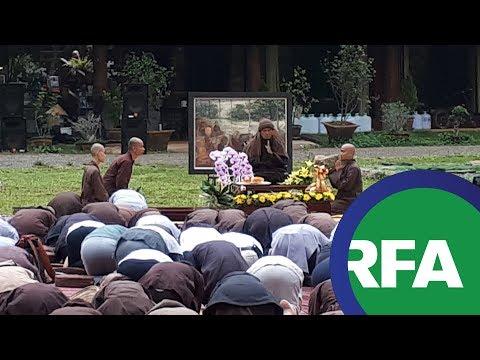 Thiền sư Thích Nhất Hạnh về lại Thái Lan   © Official RFA
