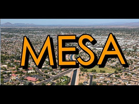 Moving or Living in Mesa | Living in Arizona