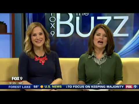 Billy Elliot Coverage  FOX 9 Morning Buzz