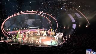 The Wyld Show Finale im Friedrichstadt-Palast Berlin - Manfred Thierry Mugler