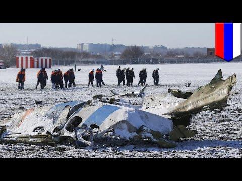 FlyDubai Crash: 62 Killed In Passenger Jet Crash, Explosion On Russian Runway - TomoNews