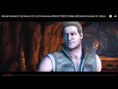 Mortal Kombat X | Best Scenes |
