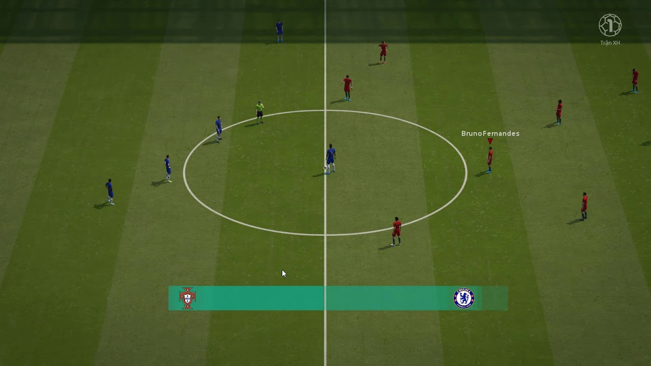 Portugal Vs Chelsea friendly match season covid-19 I Huyên ...