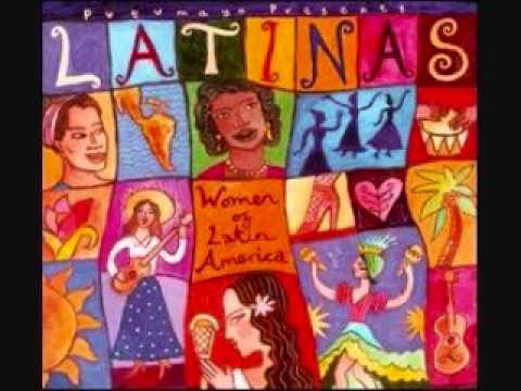 Llhasa - De Cara a la Pared Putumayo Latinas: Women of Latin America