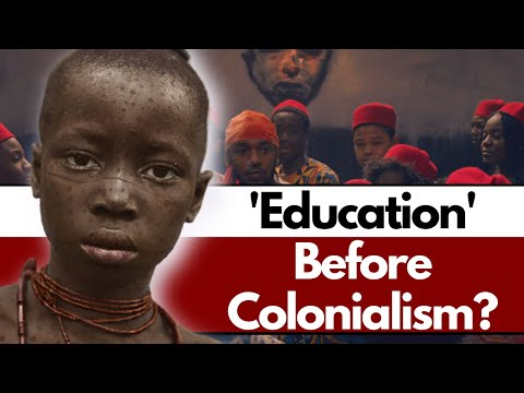 Igbo Education System Before Colonization – History of Igbo Apprentice System