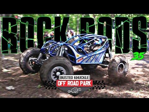 SRRS Rock Racing Busted Knuckle Off Road Park - Rock Rods Episode 35