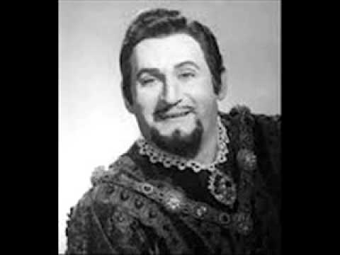 Richard Tucker:Nadir's Aria, Pearl Fishers (English) Rare
