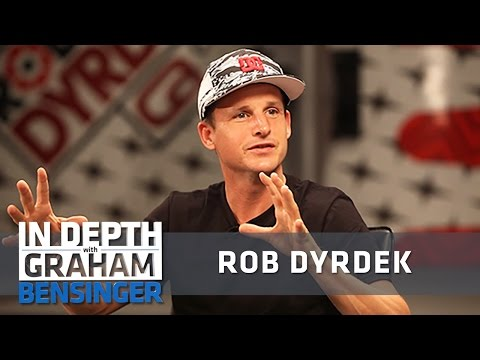 "Rob Dyrdek on his worst injury: Getting ""popsicled"""