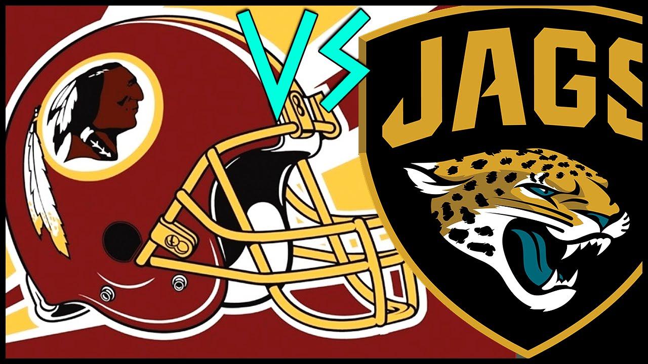 Image result for redskins vs. jaguars