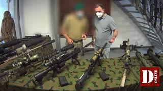 COMSUBIN: le armi in dotazione al GOI (Gruppo Operativo Incursori)