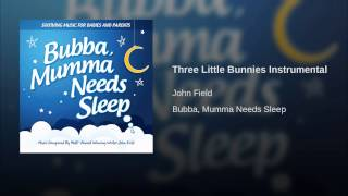 Three Little Bunnies Instrumental