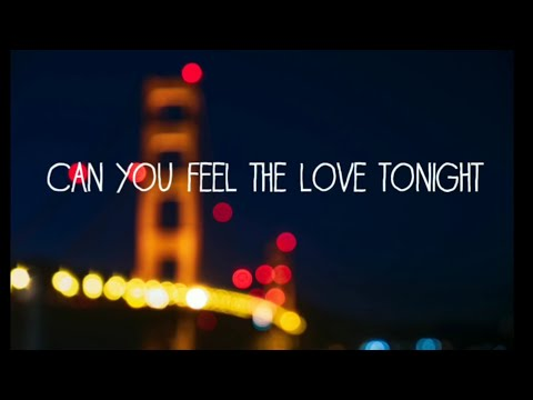 Boyce Avenue - Can You Feel The Love Tonight Ft. Connie Talbot (Lyrics)