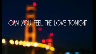 Download Boyce Avenue - Can You Feel The Love Tonight ft. Connie Talbot (Lyrics) Mp3 and Videos