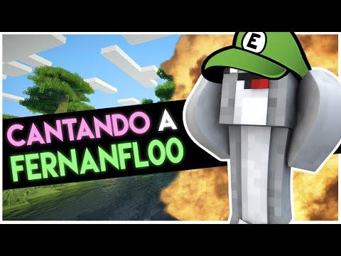 CANTANDOLE A FERNANFLOO   MORSA SONG 5   ESCASI