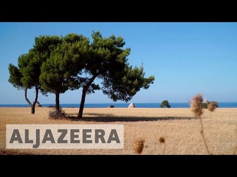 Italy issues alarm over prolonged drought