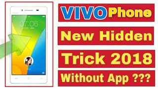 Without App Hide file in vivo phone || without Gallery lock ! Hide file ||  Best trick 2018