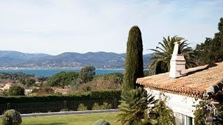 Recently renovated with superb views of the Bay of St Tropez - FRH72