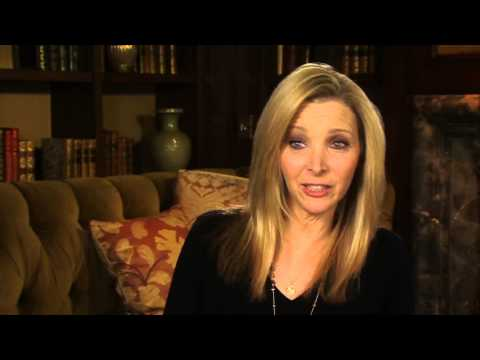 Lisa Kudrow on getting cast on