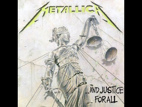 Metallica - ...And Justice For All (Tuned Down to D - Full Album)