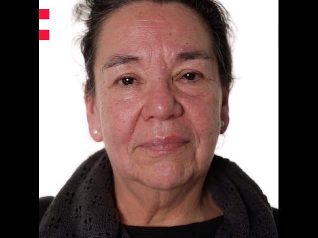 Frame of a video of Helia Lopez Zarzosa speaking about the Odyssey project