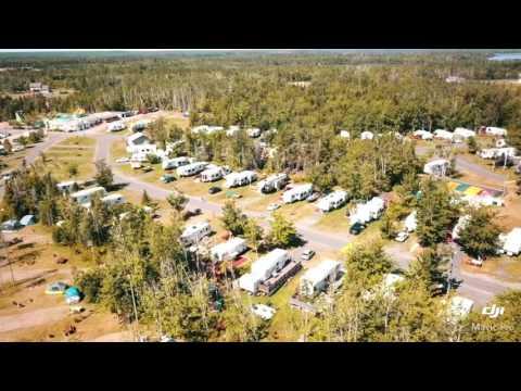 Camping pokemouche NB 2017