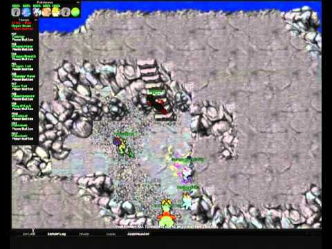 Pokedash Rock Quest 25+