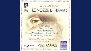 Le Nozze Figaro - Atto Primo, Scena VIII - No. 8 Coro Giovani liete, fiori spargete (W.A. Mozart)