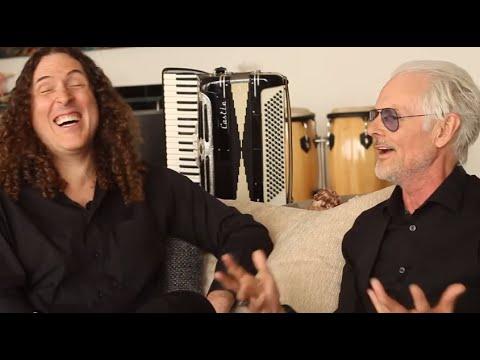 Michael Des Barres s Weird Al Yankovic at Home