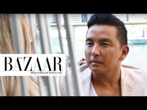 Famous Faces - Episode 2: Outspoken Fashion Designer PRABAL GURUNG