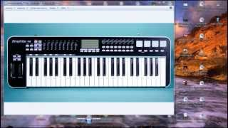 Midi Controller settings in FL Studio- Samson Graphite 25- Hindi