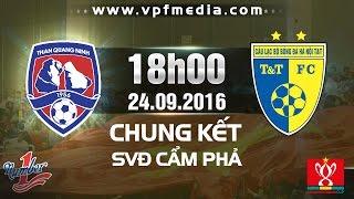 than quang ninh vs ha noi tt - ck cup qg 2016  full