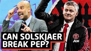 Can Solskjaer Break Guardiola? | Man City vs Man Utd Preview | w/ Betfair Exchange