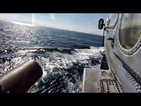 John C. Stennis Strike Group • Arabian Sea 2018