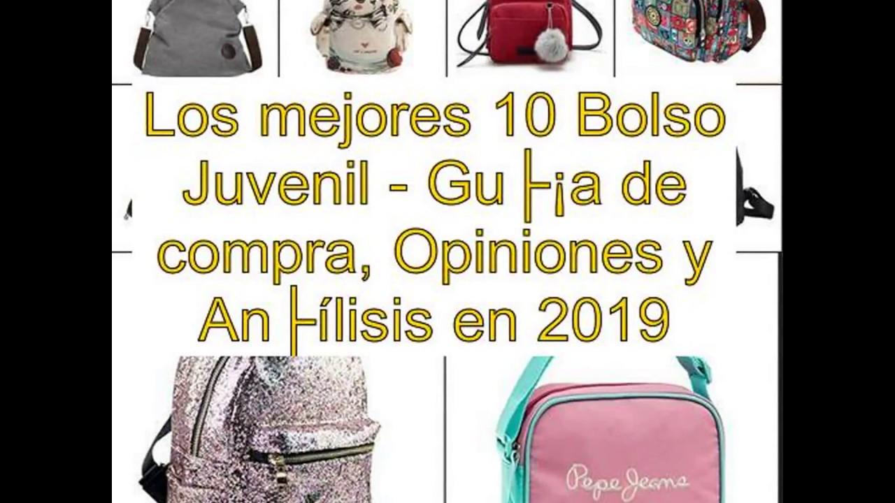 2fa5f7818 Los mejores 10 Bolso Juvenil - Guía de compra, Opiniones y Análisis en 2019