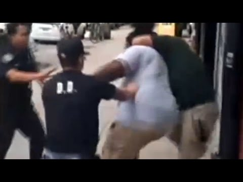 Witness who filmed Eric Garner's arrest sentenced to prison